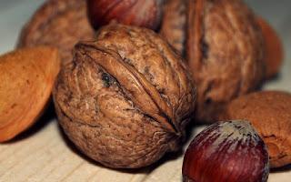 Frutos secos sin tostar y sin sal