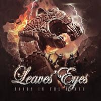 """Το lyric video των Leaves' Eyes για το τραγούδι """"Fires in the North"""" από το ομότιτλο ep"""