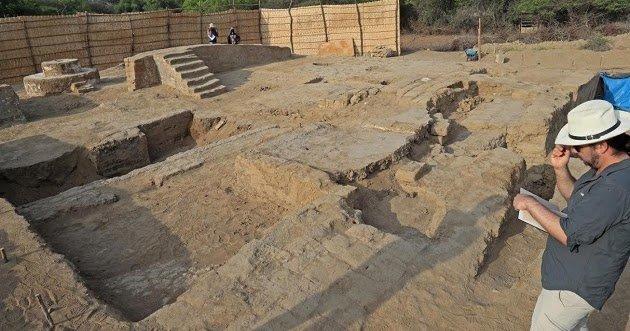 Perú: Realizan un importante hallazgo arqueológico sobre una antigua cultura del desierto