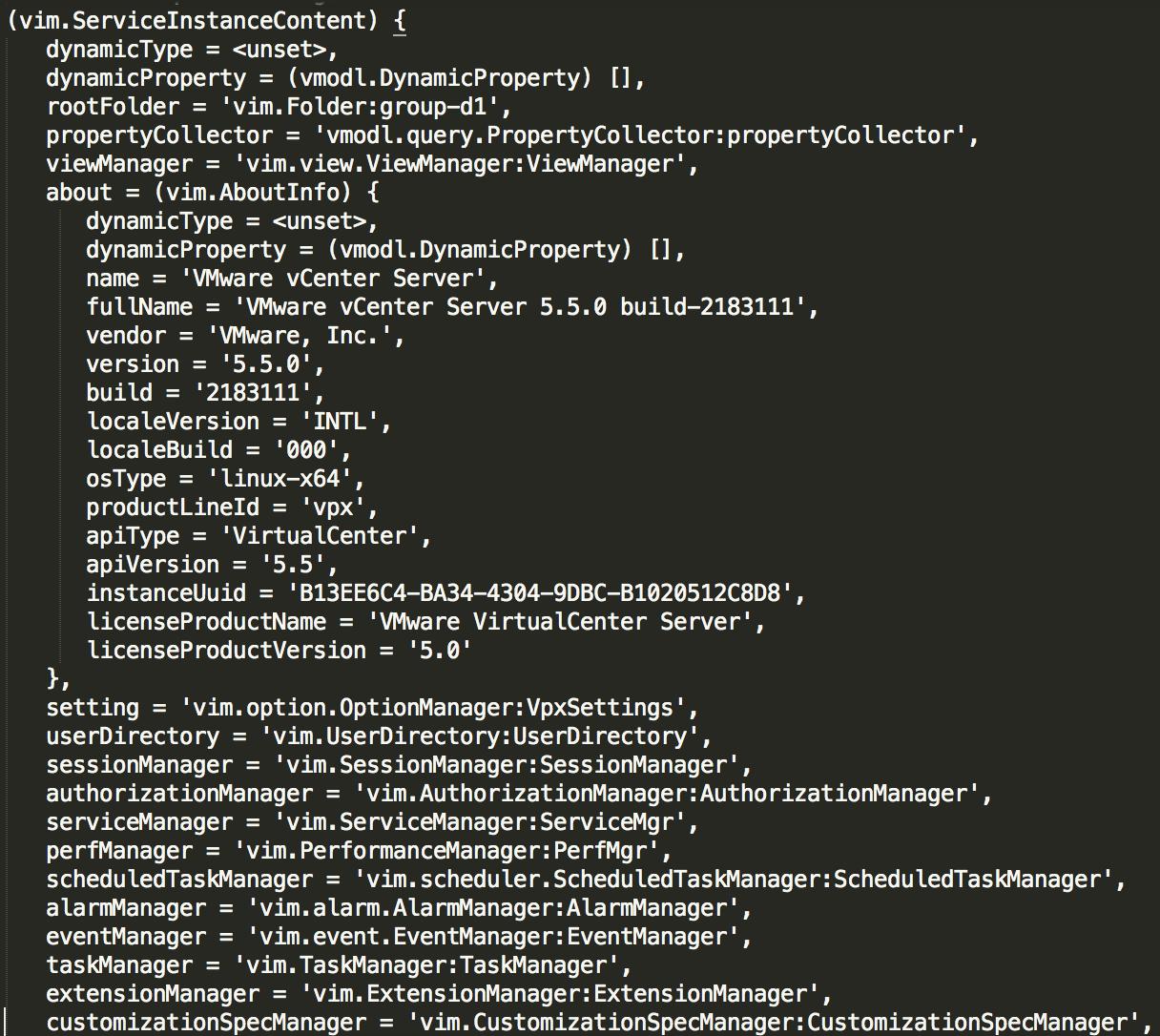VMware vSphere v5 #-v6 # - Enhanced LACP Configuration via