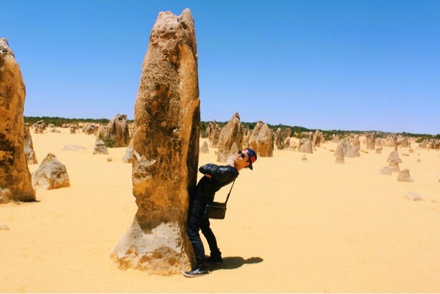 Ray Tan 陳學沿 (raytansy) ; The Pinnacles (Nambung National Park) @ Cervantes, Perth, Western Australia 尖峰石陣 (南本國家公園) 澳洲澳大利亞西澳