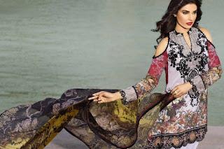 Firenze - Rani Emaan Eid Luxury Lawn Dresses 2017-18