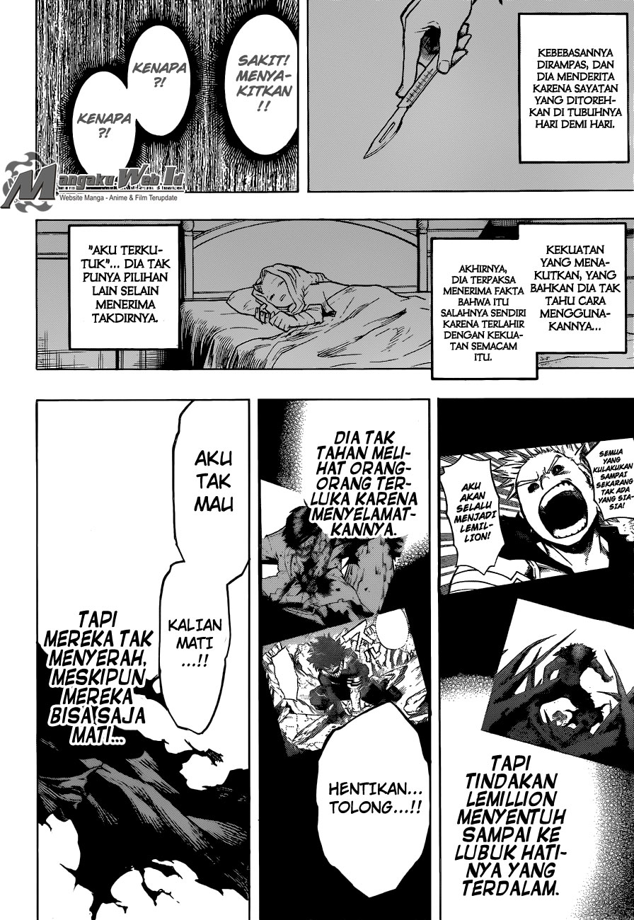 Baca Komik Boku no Hero Academia Chapter 156 Komik Station