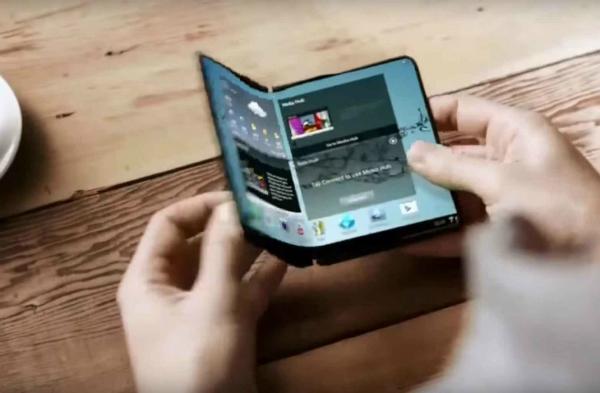 الكشف عن معلومات وصور جديدة حول هاتف غالاكسي X القابل للطي