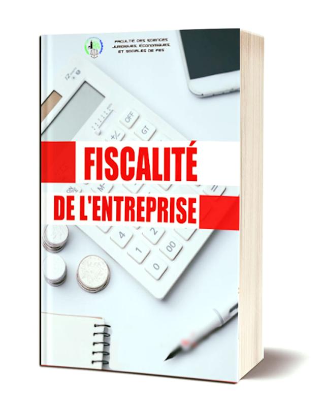 Fiscalité de l'entreprise en PDF