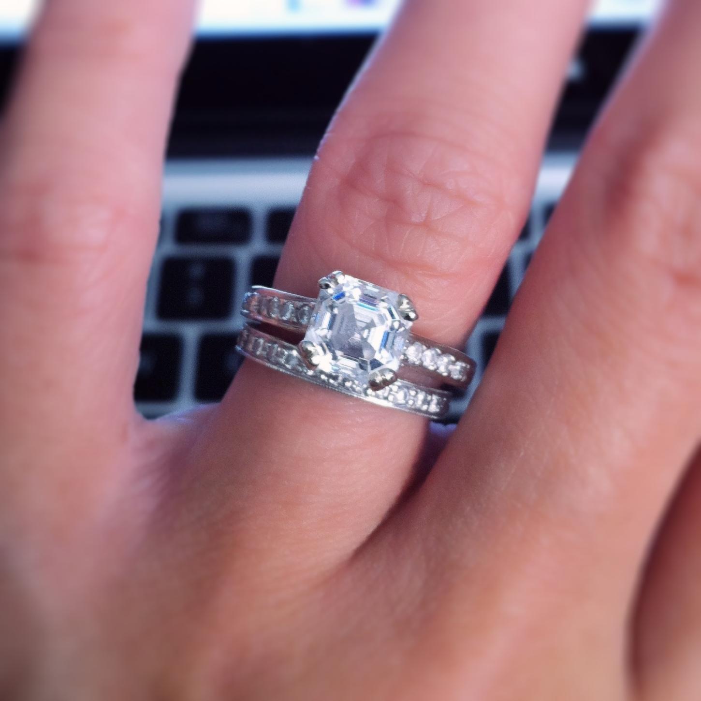 Beautiful Vintage Reproduction Wedding Rings – Wedding