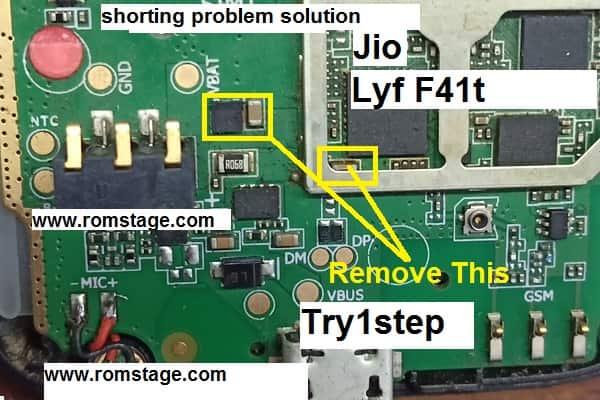 Repair Dead Short Samsung B313E – Tipmyshow