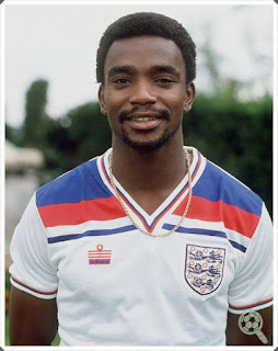 Laurie Cunningham England