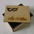 Cajas para primera comunion elaborado en MDF o Trupan cotado a láser