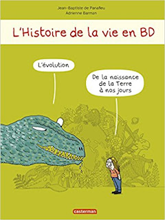L'Histoire De La Vie En BD PDF