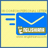 18 Contoh Surat Pribadi Informal Tidak Resmi Dalam