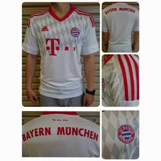 gambar photo jersey bayern munchen away terbaru musim depan 2015/2016 dan tahun depan 2015/2016