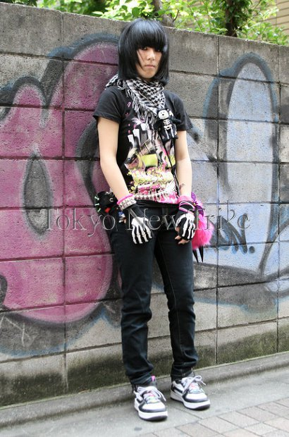 Em0 Pictures Emo Fashion Tokyo New Tribe