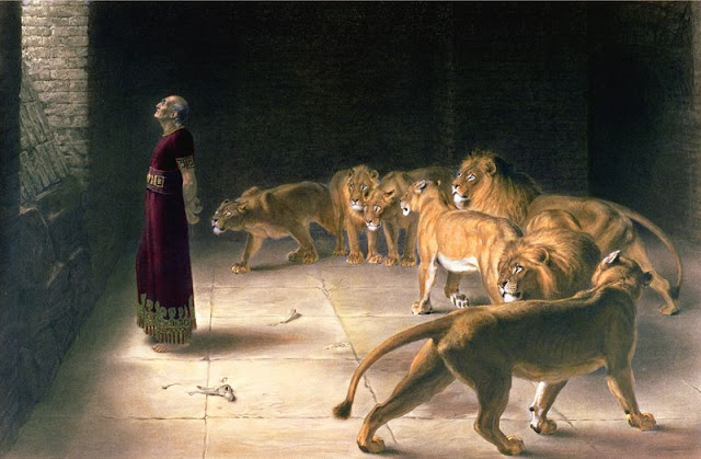 Daniel in the Lion's Den: Trust in God Not Man