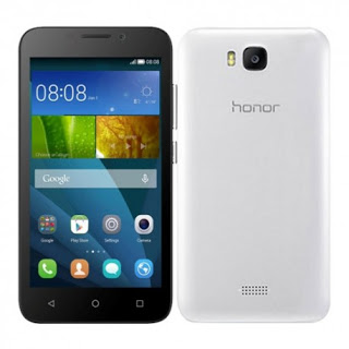 Cara Flash Huawei Y541