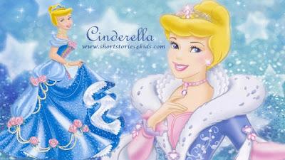 Cinderella - English Short Story for Kids