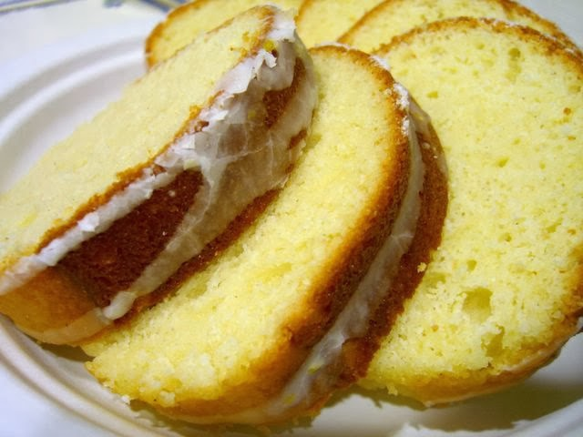 African American Pound Cake