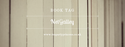 The NetGalley Book Tag
