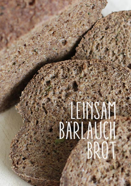 Leinsam Baerlauch Brot, low carb
