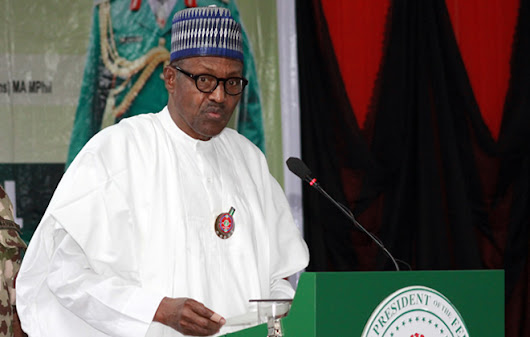 Anyone who works for my victory will be handsomely rewarded - Buhari