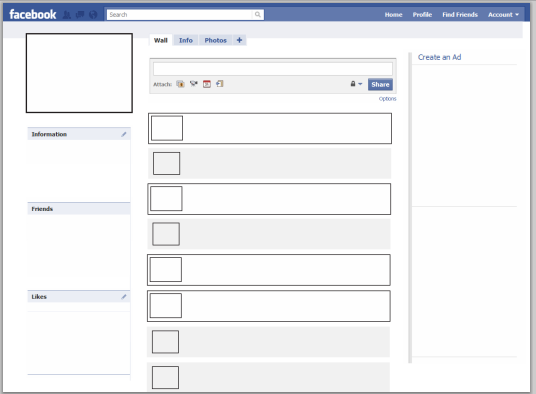 Awesome Facebook Templates for your Class ~ Educational Technology ...