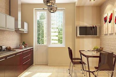 Japanese style kitchen design decor cabinets ideas 2019