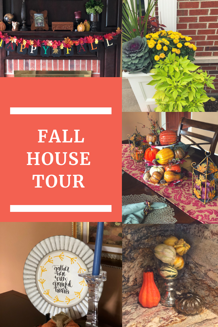 New Home Tour & Fall Decor