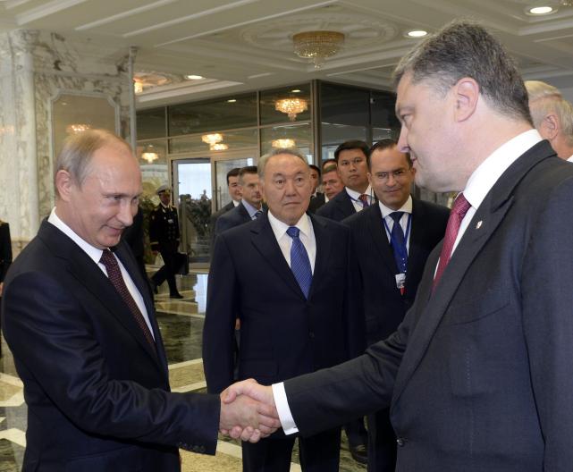 В России предложили вернуться к договоренности Порошенко и Путина по политзаключенным