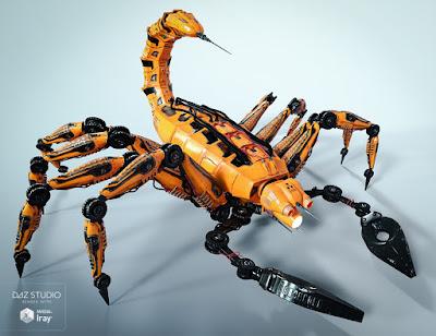 Marcoor Intelbot Scorpion Addo