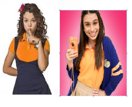 Every Witch Way Maddie And Diego Kiss