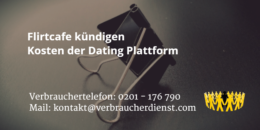 Kosten für dating cafe