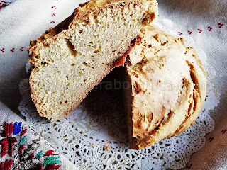 Содена питка със зехтин - рецепта