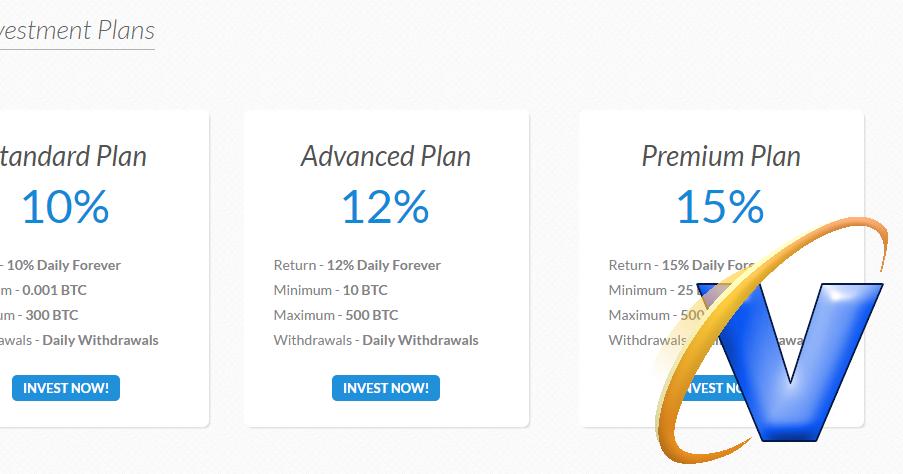 [SCAM][Cryptonium] - HYIP BTC - Min invest: 0.001BTC - Lãi 10-15% hàng ngày