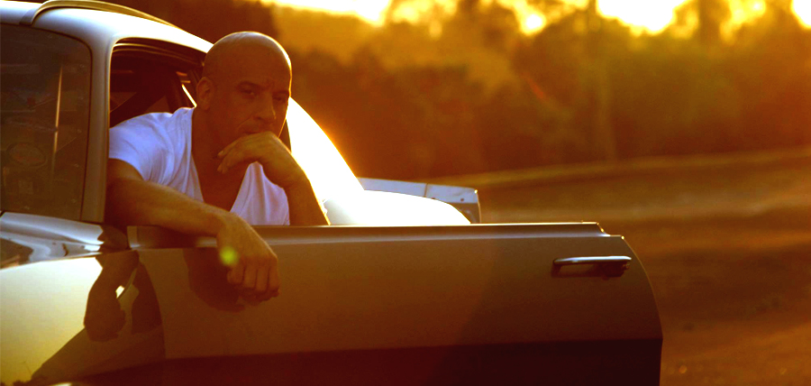 Vin Diesel în Fast And Furious 7