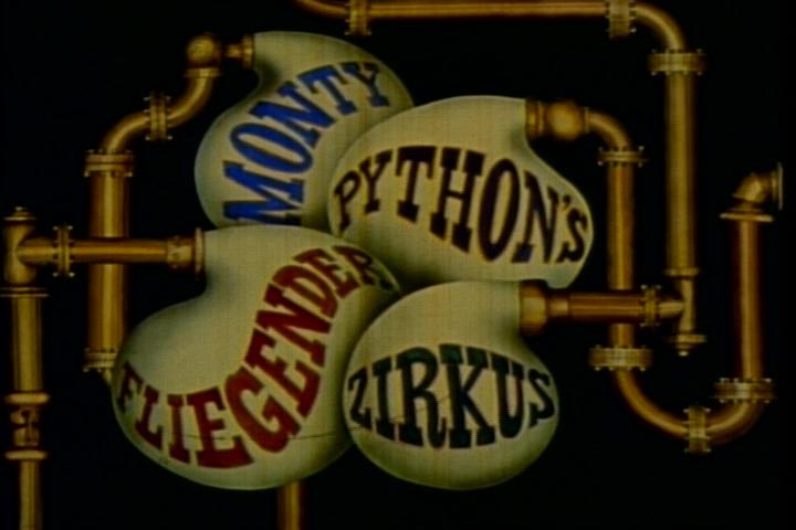 Image result for monty python fliegender zirkus