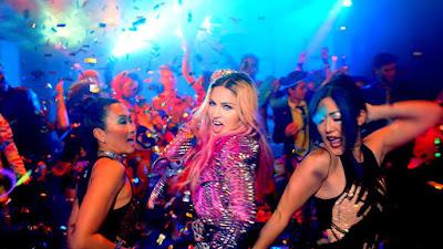 Bitch I'm Madonna, Nicki Minaj, Madonna