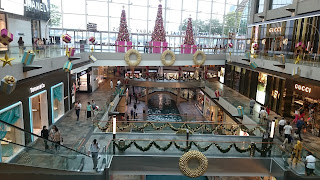 Christmas at The Shoppes Marina Bay Sands
