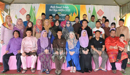 Meriah Bah Hari Raya SabahFM Bersama Penilik