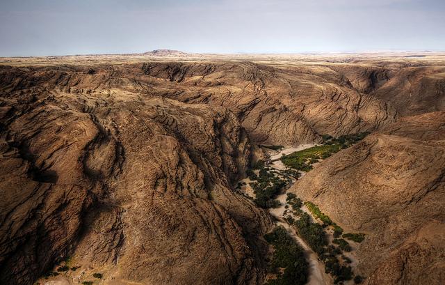 Namib desert kuiseb canyon