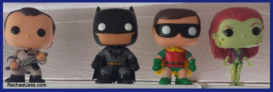 POP shelf - DC POPs