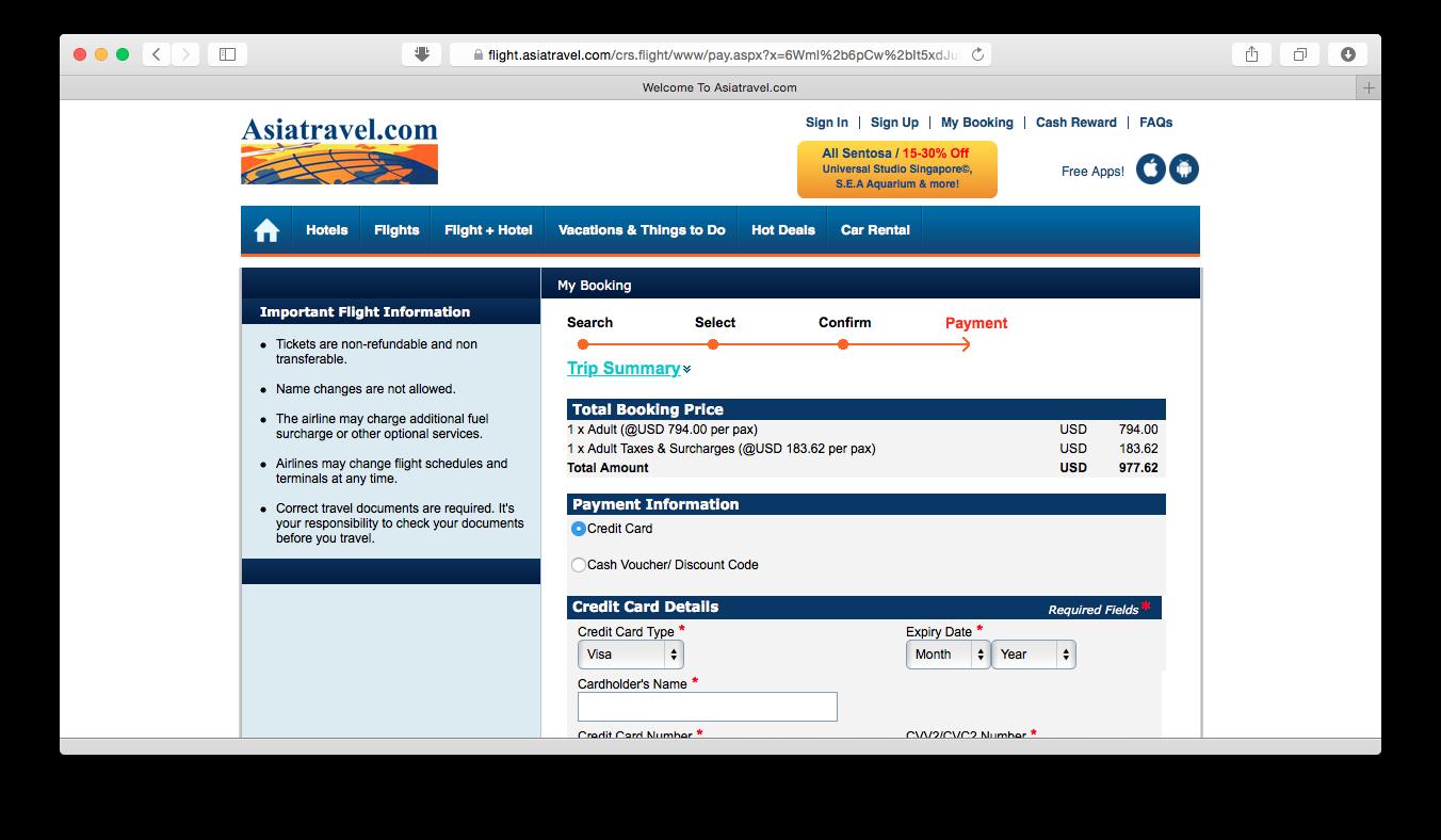 Membuat Reservasi Tiket Pesawat (Dummy Booking) Gratis | The