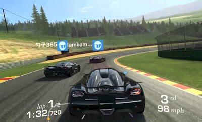 5 Game balapan Mobil Offline paling populer