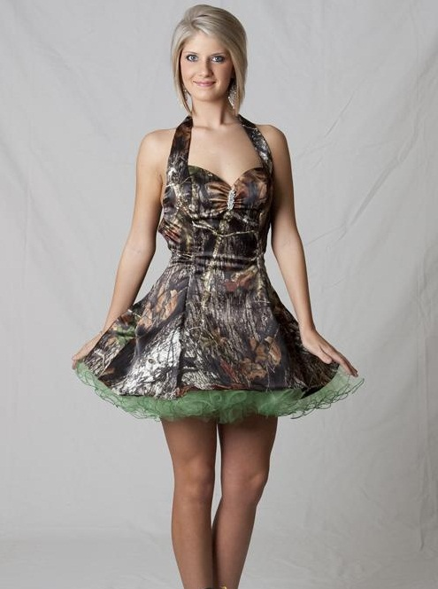 Camo Prom Dresses Ideas | My Experience Hairstyle