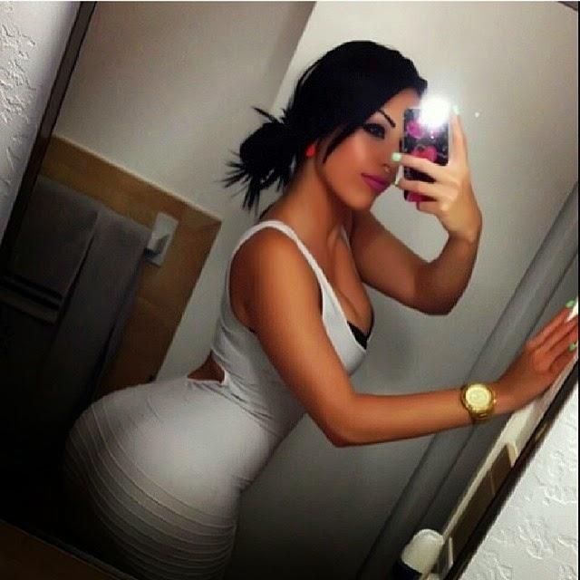 Spanish fly twerking her latina bubble butt - 1 4