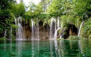 Plitvice Gölleri Hırvatistan