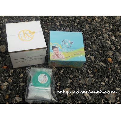 Jireh Night Blessing Cream, Mei Mei Blue Arbutin Pure Soap, k lyn skincare, klynskincare, jireh night cream, blue soap