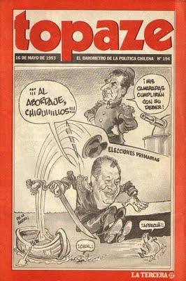 Resultado de imagen para el comic en chile topaze
