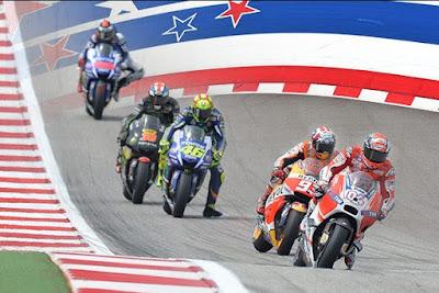 LIVE: MotoGP Amerika 2016