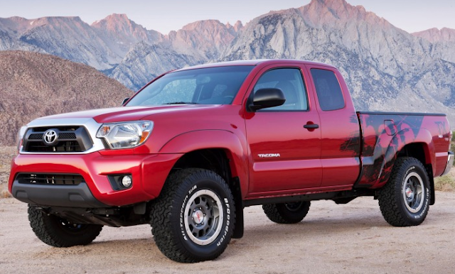 2018 Toyota Tacoma TRD Sport Package Review