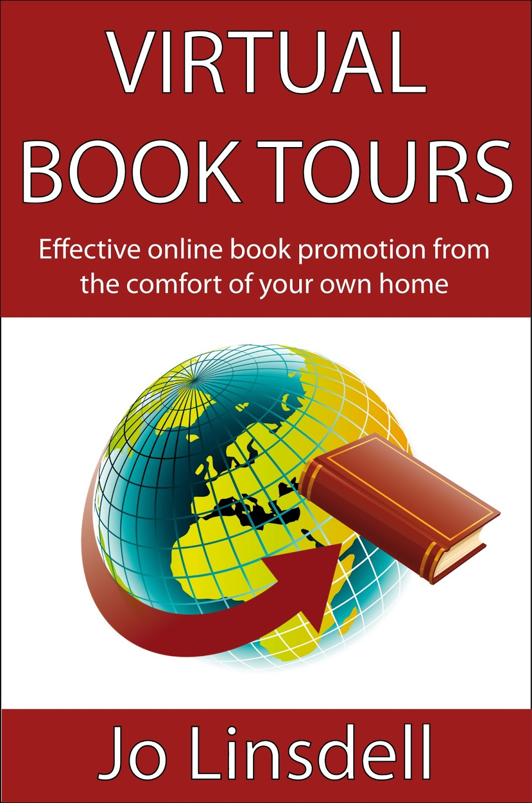 Virtual Book Tours by Jo Linsdell
